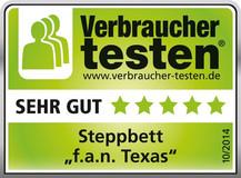Texas Steppbett-Leicht f.a.n